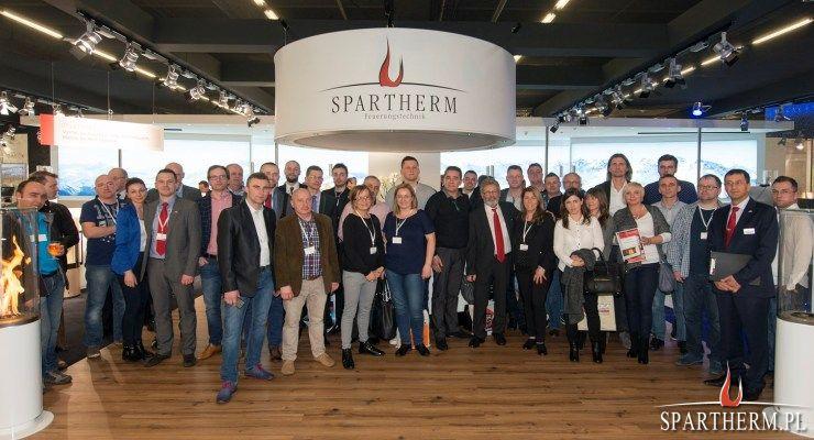Spartherm Polska na ISH 2015