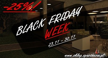 Black Week sklep Spartherm