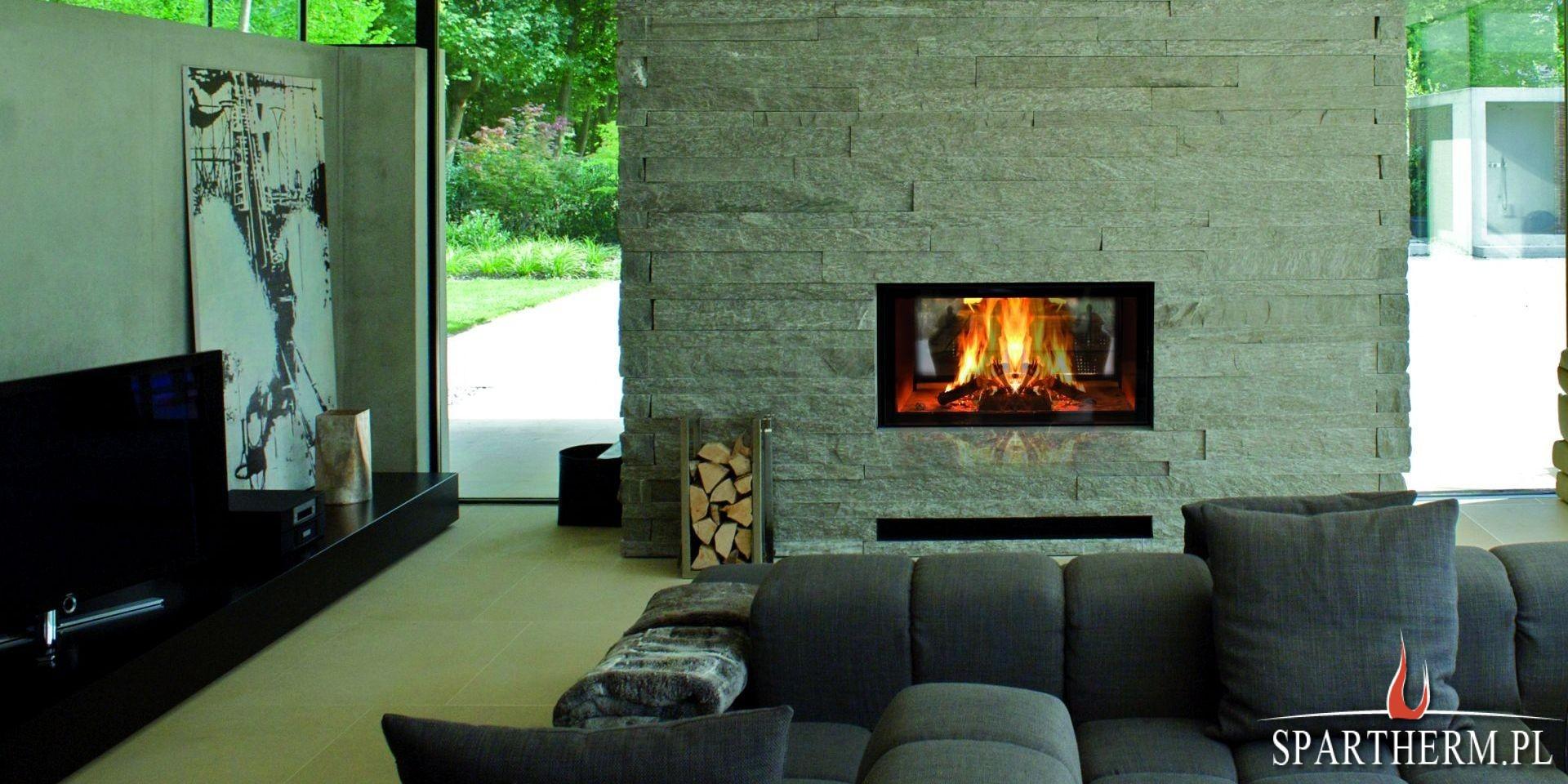 kominki spartherm. Black Bedroom Furniture Sets. Home Design Ideas
